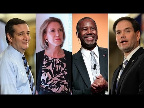 Who are the richest 2016 presidential candidates?