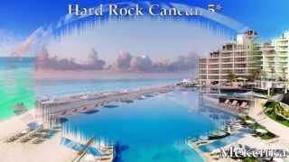 видео Открылся роскошный отель Hard Rock Hotel Riviera Maya в Мексике