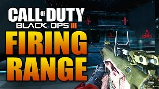 Firing Range Returning in Black Ops 3?! (And Other AW Features)