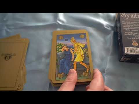 Tarot Oculus:  Symbolon Deck