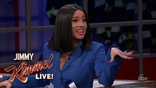 Cardi B Hates Surprise Parties & Driving
