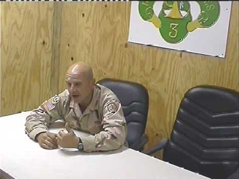 Colonel HR McMaster - Iraq 2005