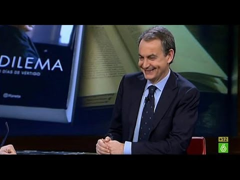 """El intermedio - Zapatero: """"Quería decir desarrollar y dije lo que dije, follar"""""""