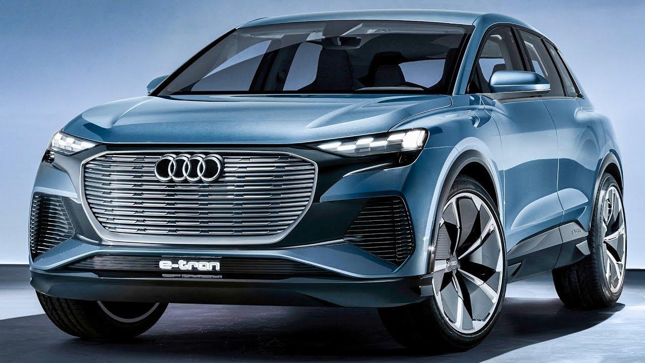 2020 Audi Q4 E Tron Complete Overview Exterior Interior Full Specs Youtube
