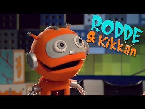 Kikkan hermegås   Rodde & Kikkan   NRK Super