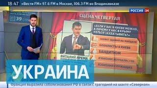 Мертвые души: как украинские политики тайно писали сценарий войны за Крым?