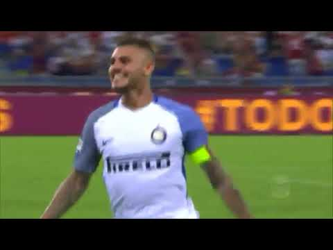 Icardi and Perisic ~⚽~ Formidable players ~ F.C Internazionale Milano 2017