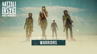 ✊ Nattali Rize - Warriors [Official Lyrics Video]