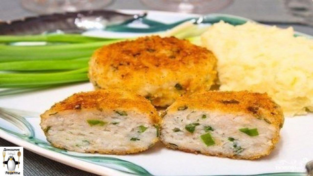 биточки из рыбы рецепт