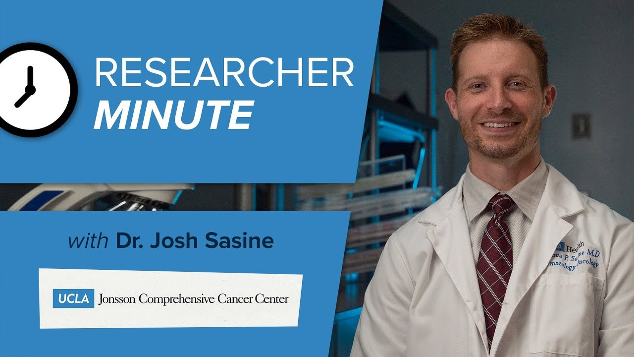 Multiple Myeloma: Dr  Josh Sasine studies CAR T and other immune system  approaches to treat cancer