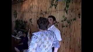 15 лет Стеклянная свадьба 1996г