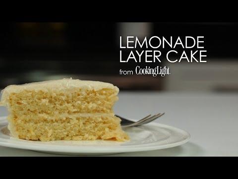 How to Make Easy Lemonade Layer Cake | MyRecipes