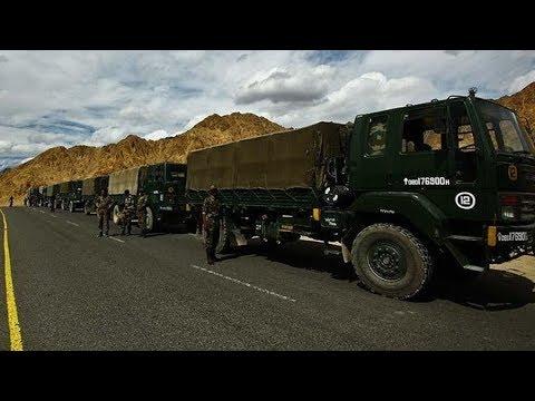 China says India has started evacuating villagers near Doklam
