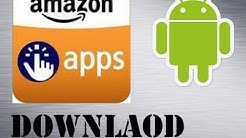 Amazon App Store / Shop installieren (auf Android) + [Download] [HD]
