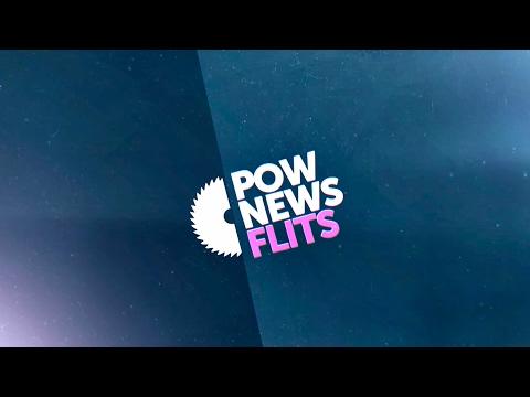 PowNews Flits vrijdag 10 februari