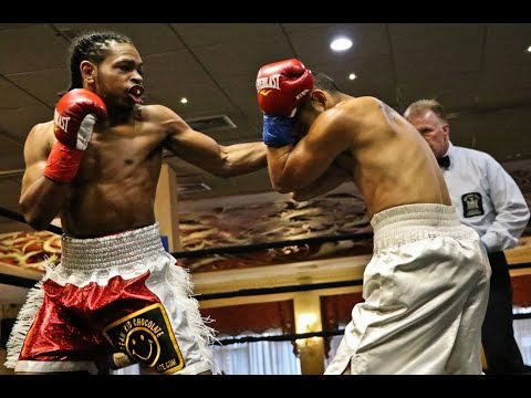 Shawn Simpson Discusses Latest Win, Working with Peter Quillin