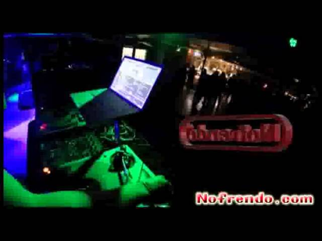 Nofrendo Live at 1UP for Sub.Mission's E-Tuesday w/ Coki 2-25-2014