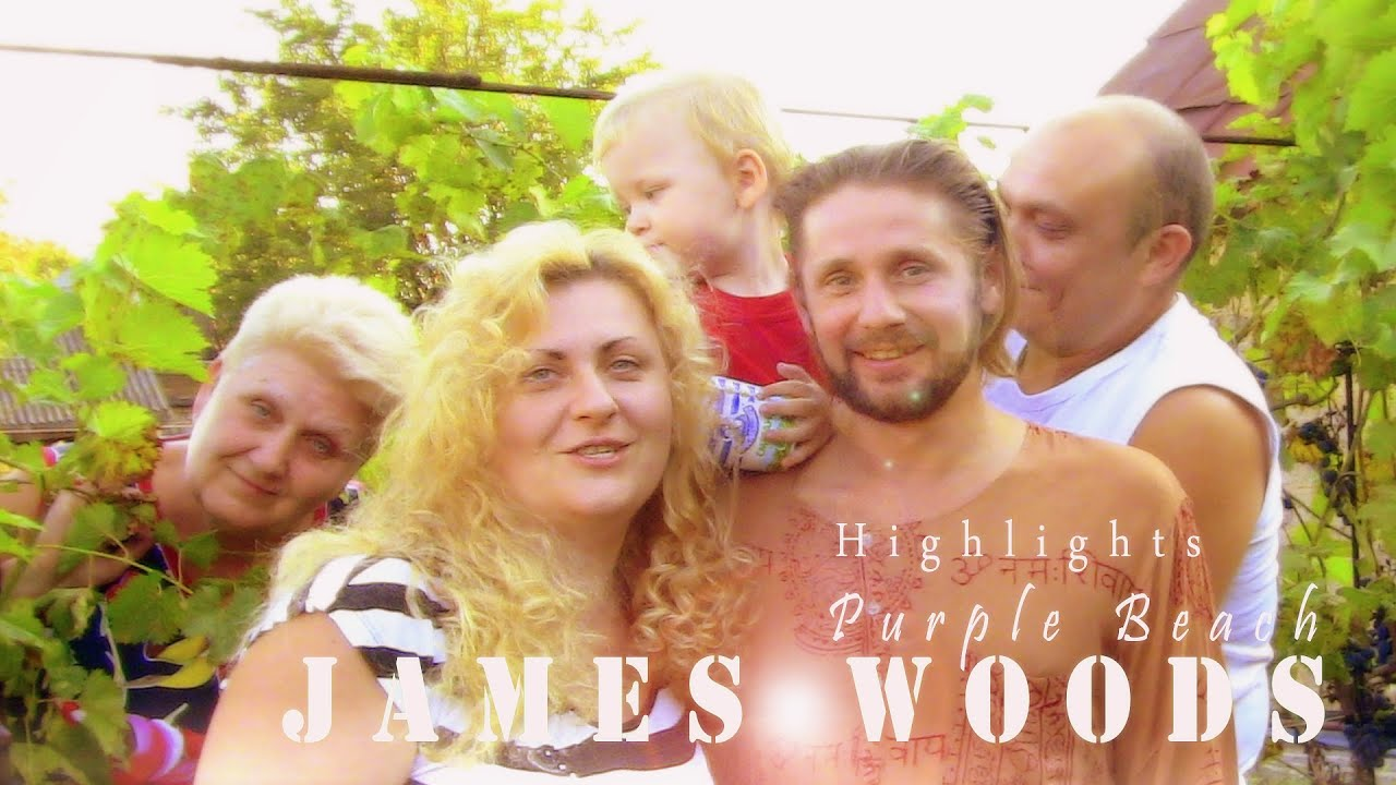 James Woods - Purple Beach 2015