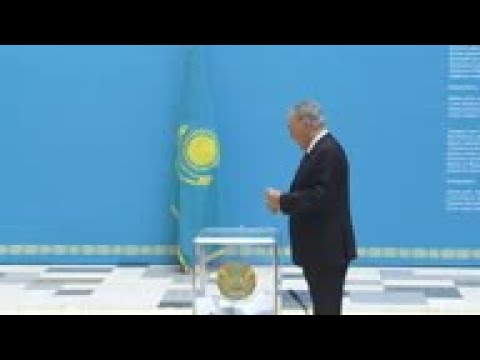 Kazakhstan - Kazakh President Nazarbayev resigns after 30 years