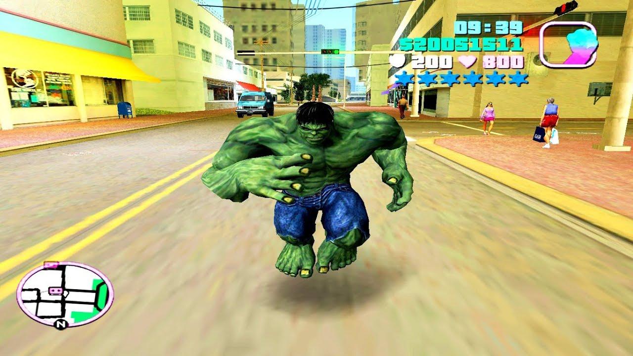 Gta 5 hulk mod download apk
