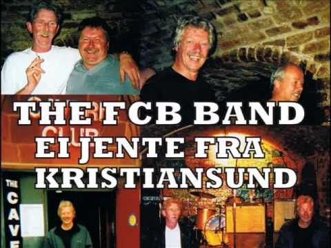 The FCB Band - Ei jente fra Kristiansund - Kristiansund