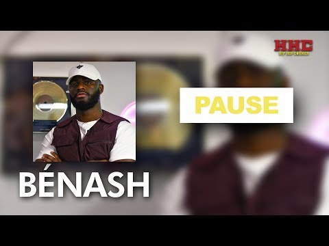 Youtube: Benash : L'interview en mode Pause | Son nouvel album, le 92i, sa fille, son évolution
