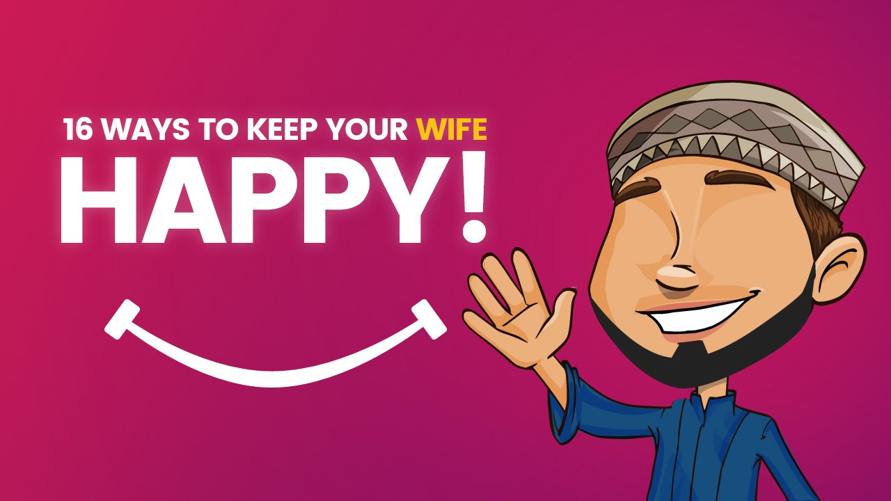4 ways to keep a spouse