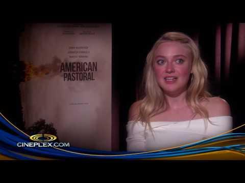 Dakota Fanning on American Pastoral