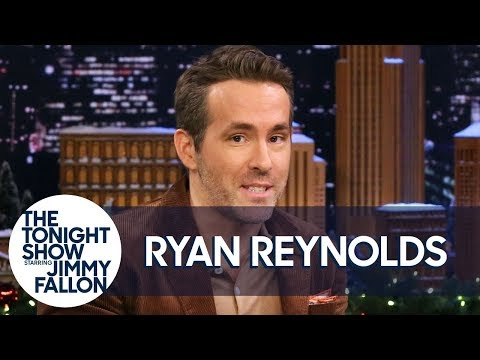Ryan Reynolds Reveals How He Snagged the