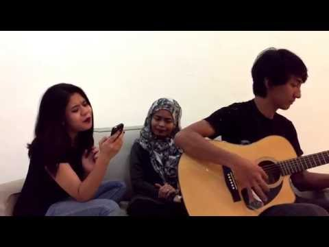 Sudirman - Warisan (Akustik With Hanaluy & Azie)