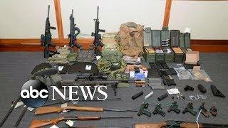 Coast Guard lieutenants mass attack plan thwarted