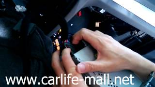 Inch Car Gps Screen Audi A4 A5 Q5 Mmi System Only Change Screen Process Installation