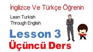 İngilizce Öğrenin İngilizce Konuşarak - 3 Ders - Yaşınız Kaç | Learn Turkish Lesson 3 - Asking Age