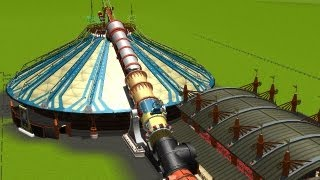 Space Mountain : Mission 2 Rct3