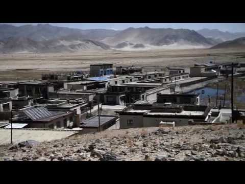 Tingri Tibet Village And Views To Mount Everest and Cho Oyu