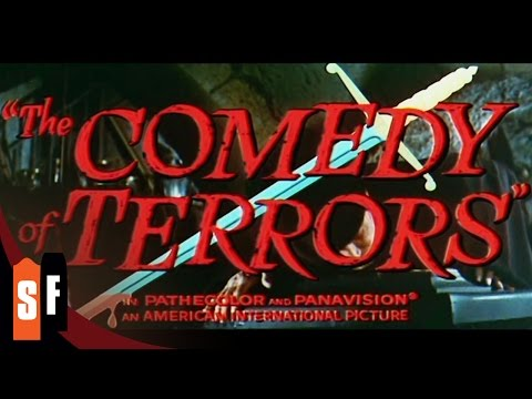 The Comedy of Terrors is listed (or ranked) 15 on the list The Best Peter Lorre Movies