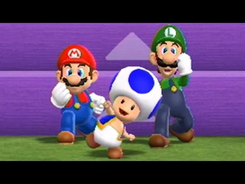Save Mario Party 9 - Step It Up - Mario Vs. Luigi (Master CPU) Snapshots