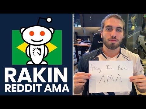 TL Rakin Answers Your Reddit Questions | Team Liquid League of Legends - AMA thumbnail