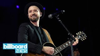 Justin Timberlake's New Single 'Filthy' Set to Drop on Friday! | Billboard News