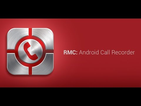 RMC: Android Call Recorder - Apps on Google Play