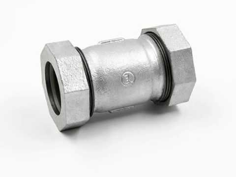 galvanized pipe fitting and names pipe fittings  sc 1 st  YouTube & galvanized pipe fitting and names pipe fittings - YouTube