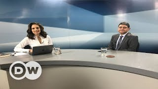 Nevşin Mengü ile Bire Bir 39 in konuğu Cenk Başlamış DW Türkçe