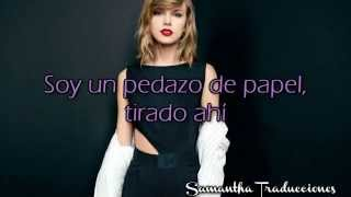 Repeat youtube video Taylor Swift - All too well (traducción español)