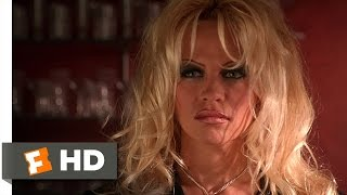 Barb Wire (6/10) Movie CLIP - Trashing the Bar (1996) HD