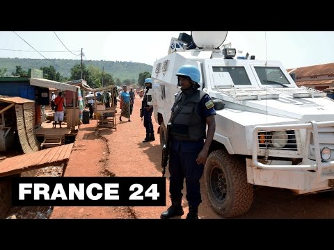 UN peacekeeper killed in clashes in Central African Republic