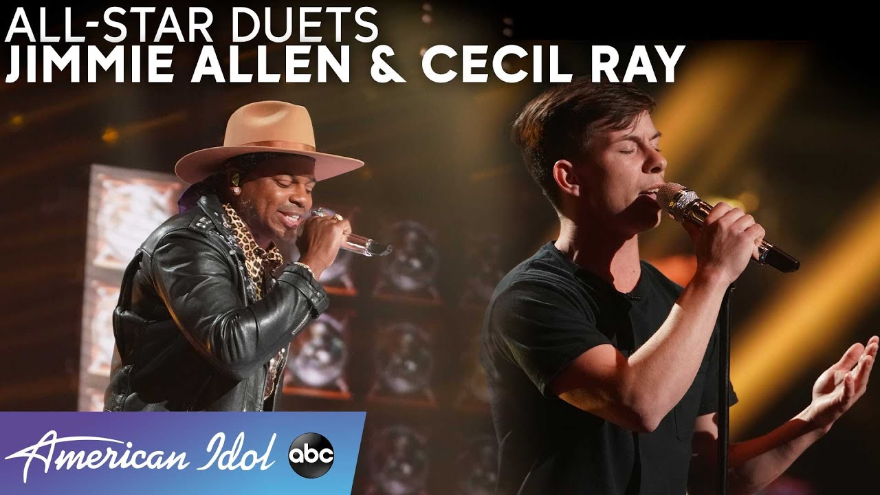 WATCH: Jimmie Allen Returns to the 'American Idol' Stage for a ...