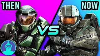 Halo - Then vs. Now (From Combat Evolved to Guardians)   The Leaderboard