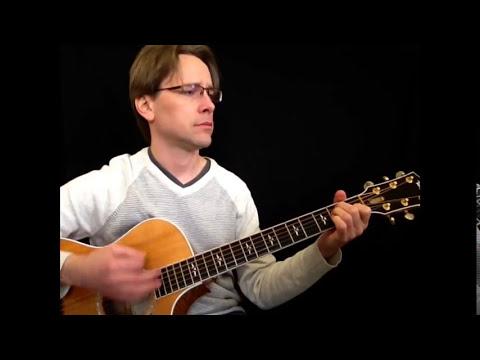Guitar lesson sister golden hair - YouTube