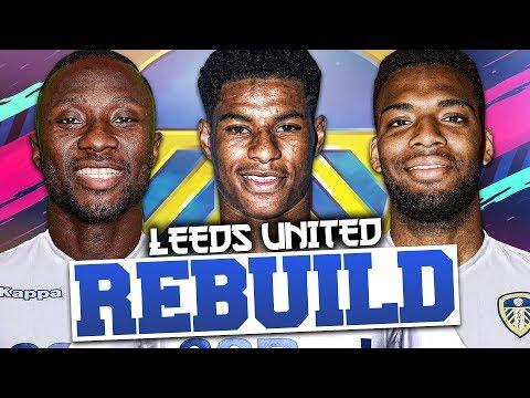 REBUILDING LEEDS UNITED!!! FIFA 19 Career Mode
