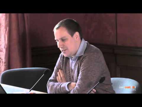 """Fabian Schuppert (Queen's University Belfast): """"Risk avoidance through transition (...)"""""""